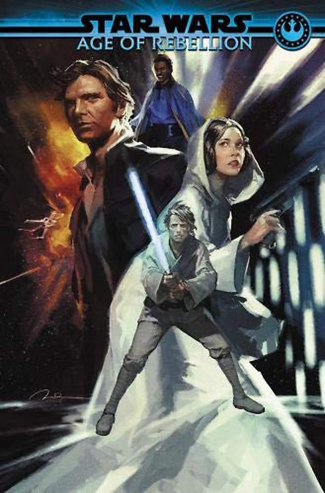 Star Wars Age of Rebellion: Heroes