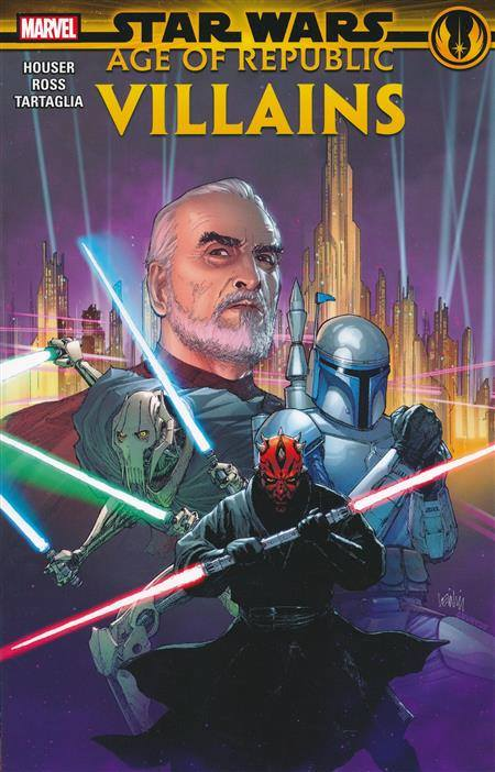 Star Wars Age of Republic: Villains