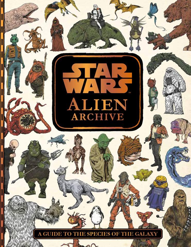 Star Wars Alien Archive (US)