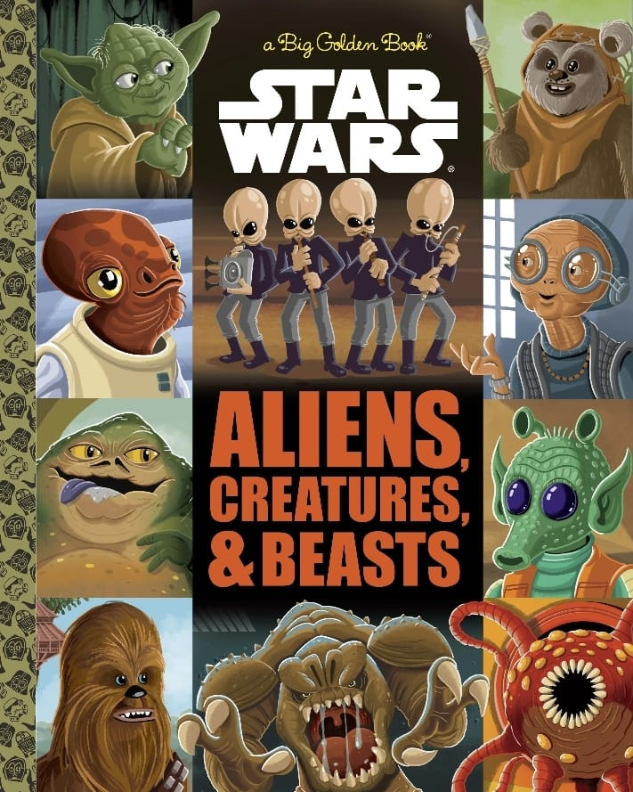 Star Wars: Aliens, Creatures, and Beasts