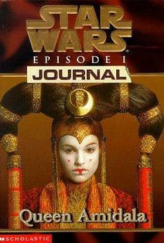 Star Wars Episode I Journals: Queen Amidala