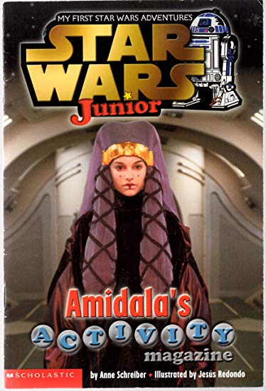 Star Wars Junior: Amidala's Activity Magazine