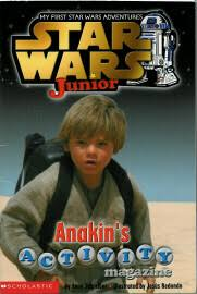 Star Wars Junior: Anakin's Activity Magazine