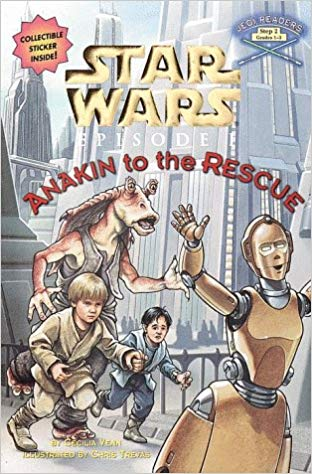 Star Wars Episode I: Anakin to the Rescue