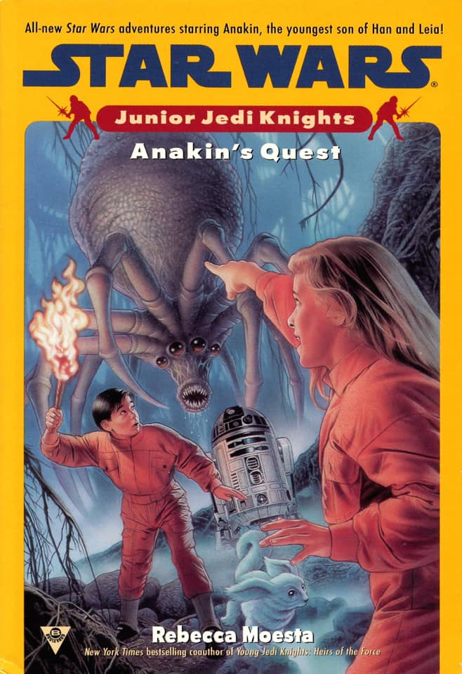 Star Wars Junior Jedi Knights: Anakin's Quest