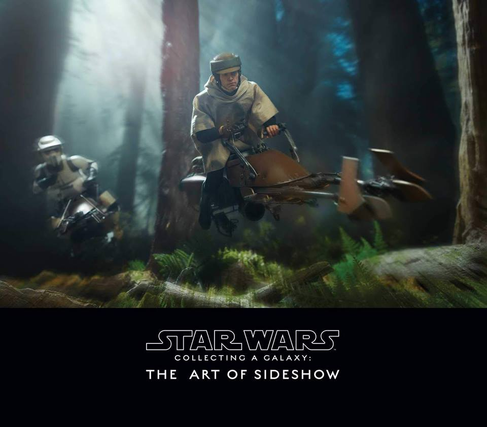 Star Wars: Collecting a Galaxy (The Art of Sideshow)