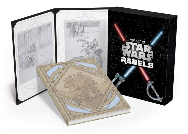 Star Wars Rebels: The Art of the Animated Series