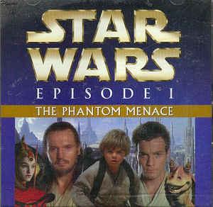 Star Wars Episode I: The Phantom Menance Audio Adventure