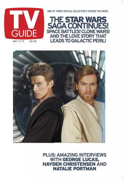 TV Guide May 11-17 2002