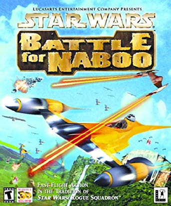 Star Wars Episode I: Battle for Naboo (Video Game PC)
