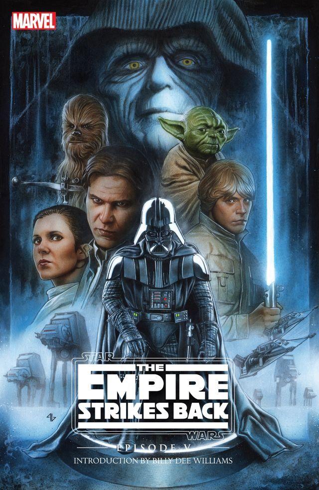 Star Wars Episode V: The Empire Strikes Back (Marvel Remastered Edition)