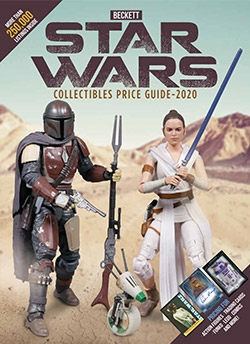 Beckett's Star Wars Collectibles Price Guide 2020