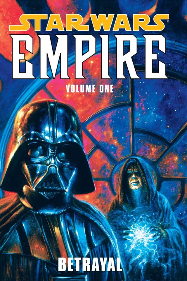 Star Wars Empire: Volume 1 - Betrayal