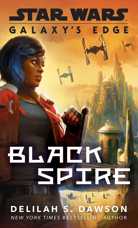 Star Wars Galaxy's Edge: Black Spire (export edition)