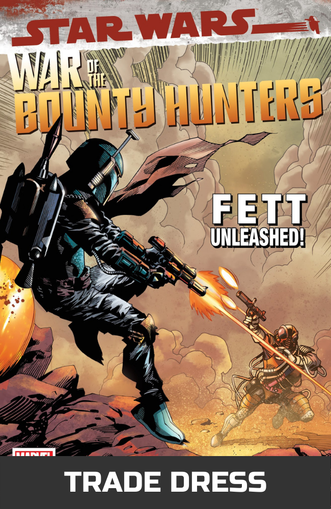 Star Wars: War of the Bounty Hunters Alpha - Comic Book Exclusive Variant