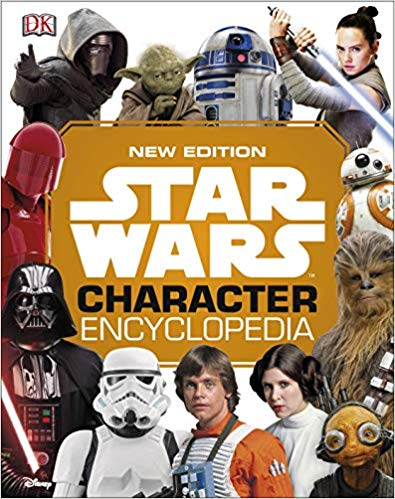 Star Wars Character Encyclopedia: New Edition