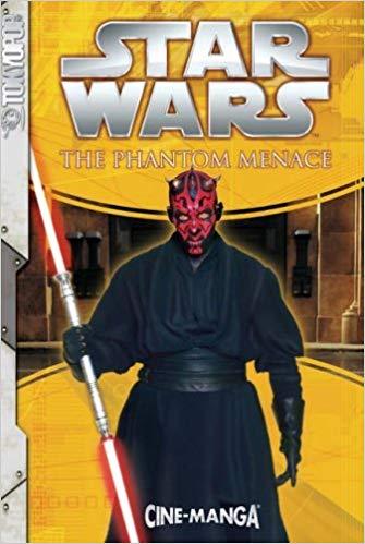 Star Wars: The Phantom Menace (Cine-Manga)