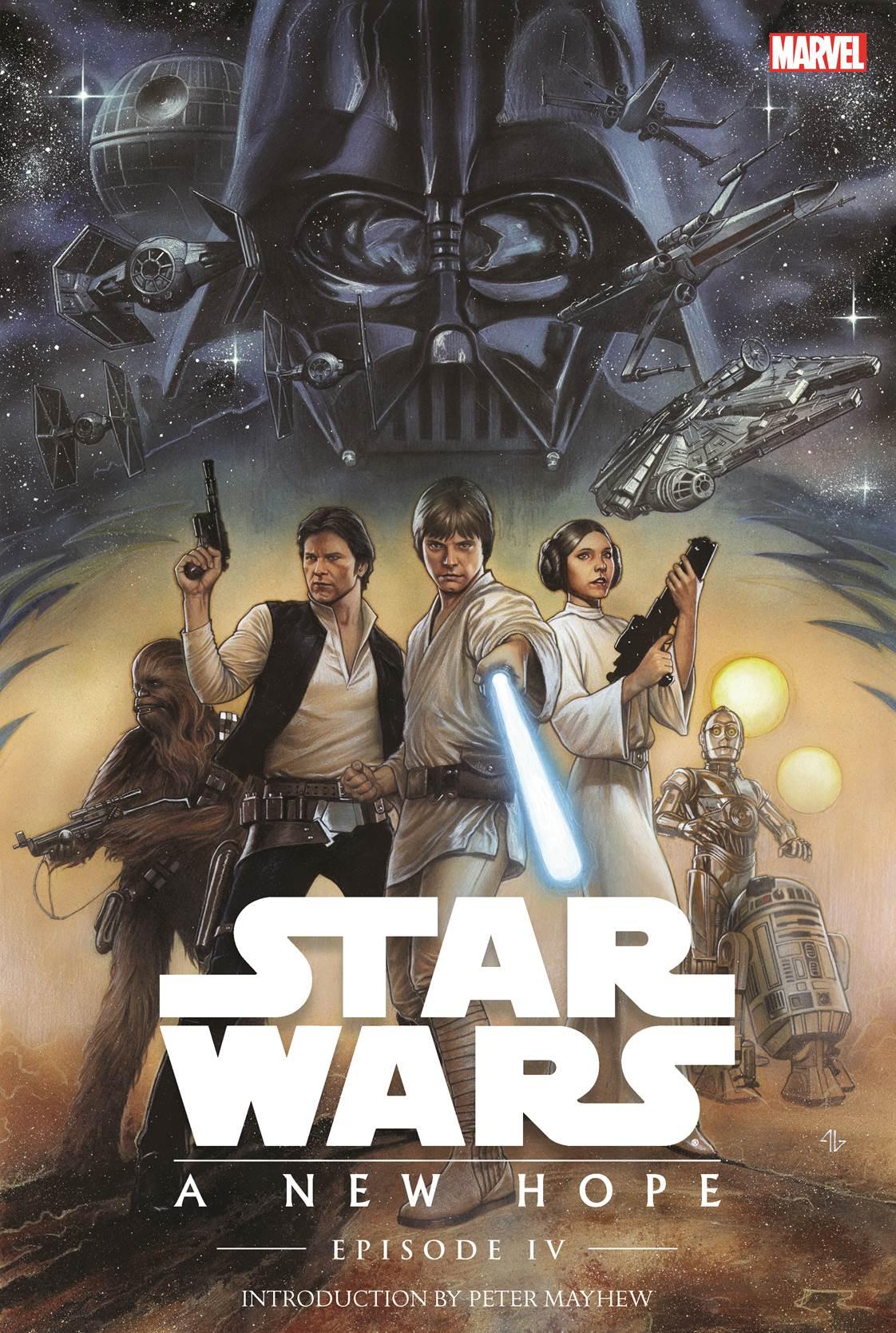 Star Wars Episode IV: A New Hope (Marvel Remastered Edition)