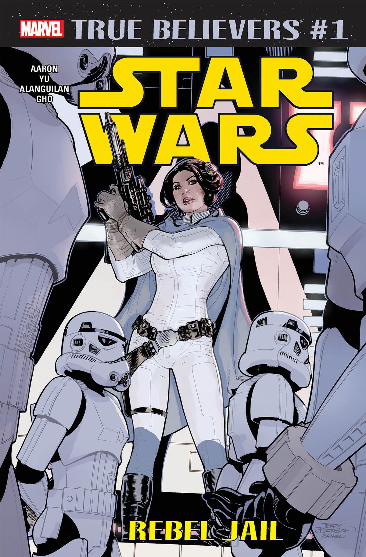Star Wars Rebel Jail 1 (True Believers)