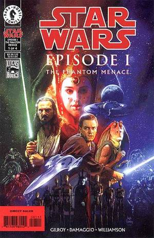 Star Wars Episode I: The Phantom Menace (Comic) 1