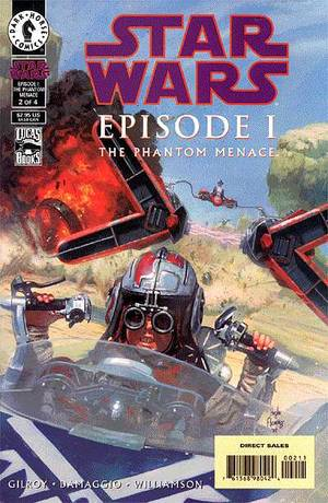 Star Wars Episode I: The Phantom Menace (Comic) 2