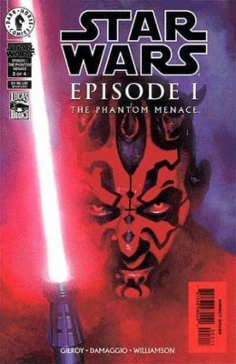 Star Wars Episode I: The Phantom Menace (Comic) 3
