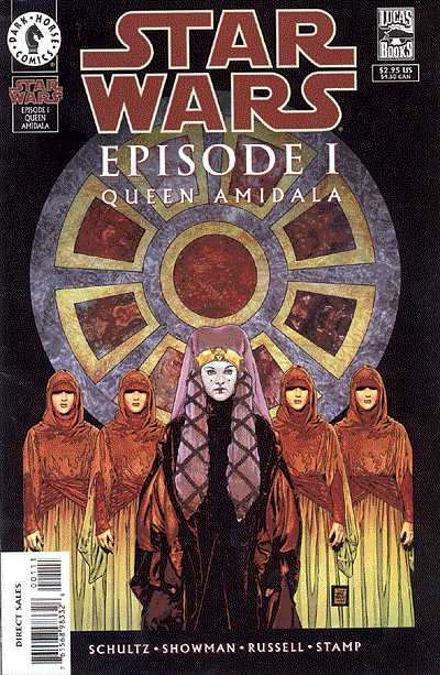 Star Wars: Episode I: Queen Amidala