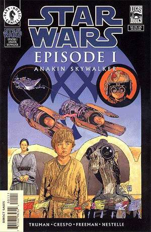 Star Wars: Episode I: Anakin Skywalker