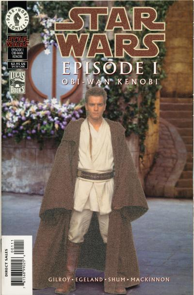 Star Wars: Episode I: Obi-Wan Kenobi