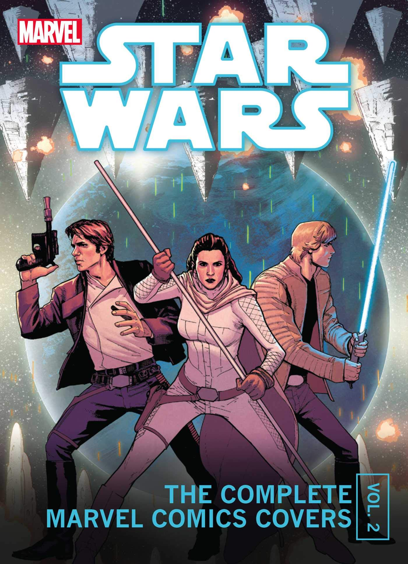 Star Wars: The Complete Marvel Covers Vol. 2