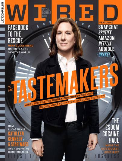 Wired January 2017