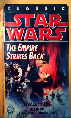 Classic Star Wars: The Empire Strikes Back (paperback)