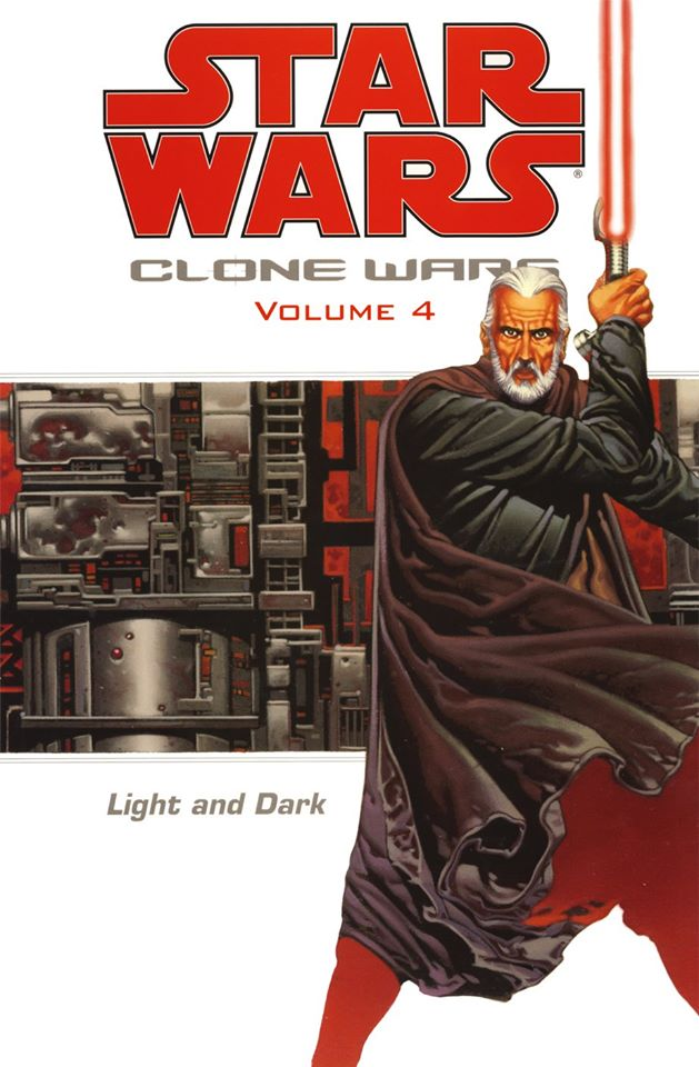 Star Wars Clone Wars: Volume 4 - Light and Dark