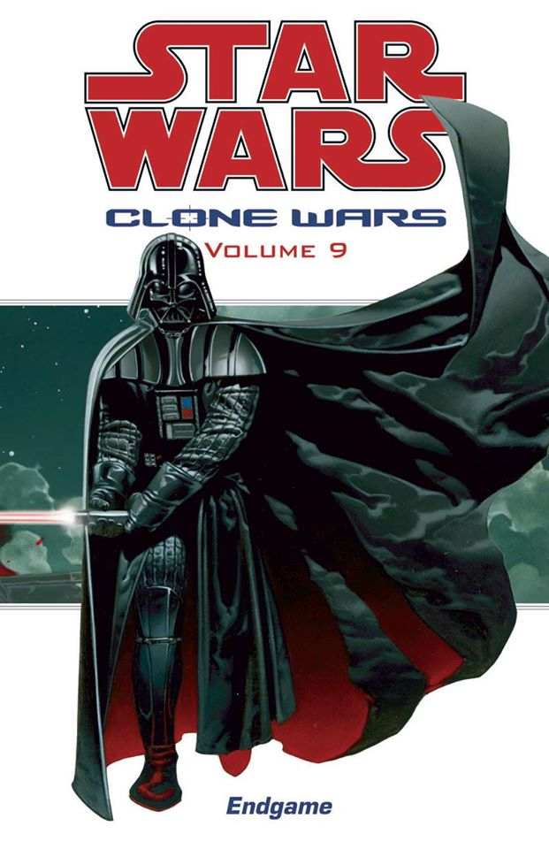 Star Wars Clone Wars: Volume 9 - Endgame