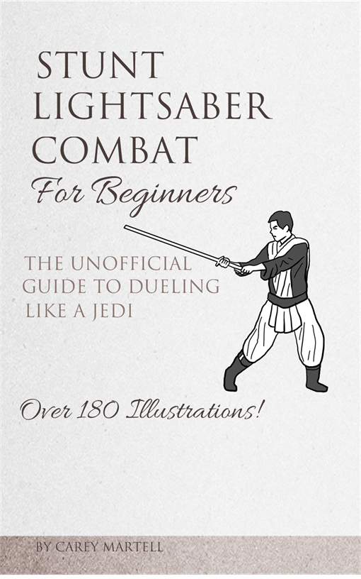 Stunt Lightsaber Combat for Beginners