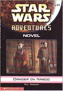 Star Wars Adventures (Episode II): #11 Danger on Naboo