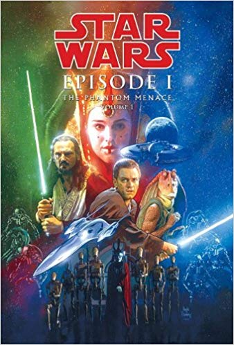 Star Wars Episode I: The Phantom Menace (Spotlight Comic Edition, Volume 1)