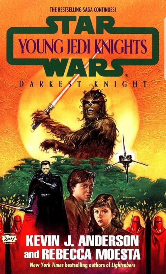 Star Wars Young Jedi Knights: Darkest Knight