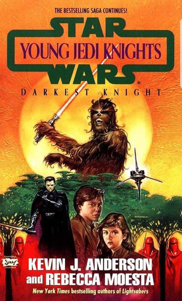 Star Wars Young Jedi Knights: Darkest Knight