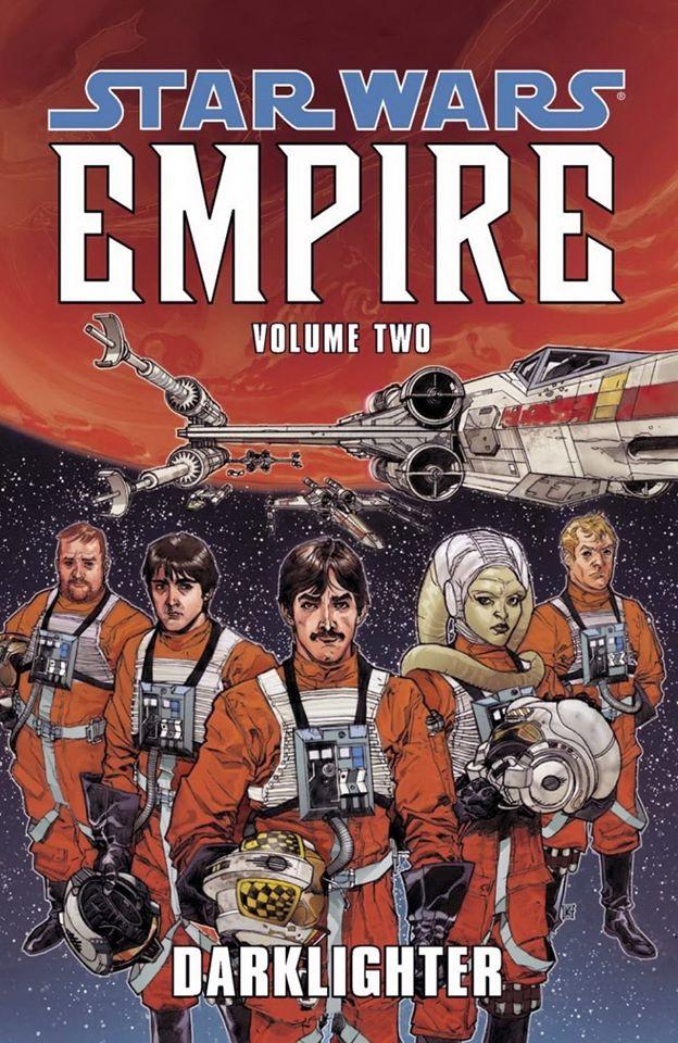 Star Wars Empire: Volume 2 - Darklighter