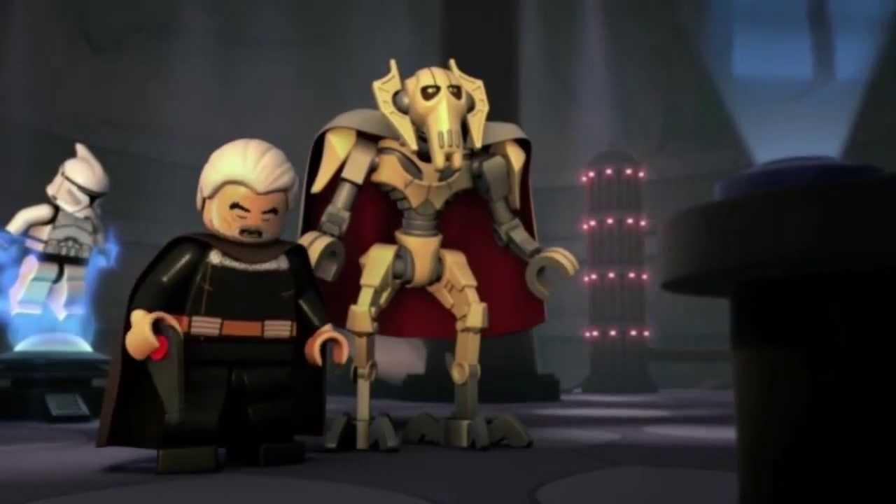 Lego Star Wars The Yoda Chronicles: The Dark Side Rises