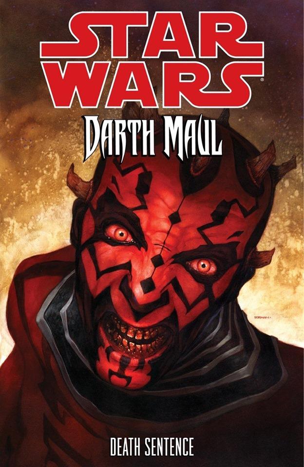Star Wars Darth Maul: Death Sentence