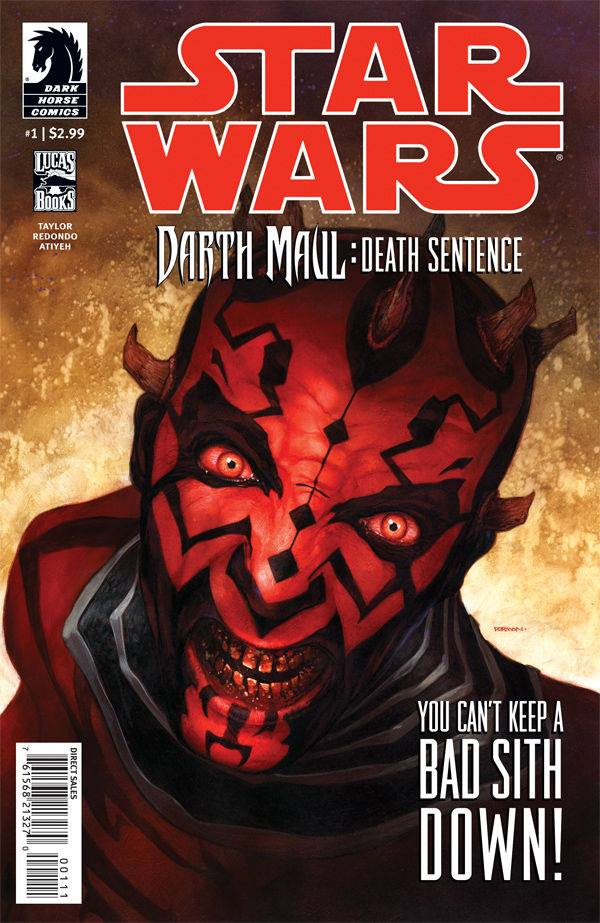 Star Wars Darth Maul: Death Sentence