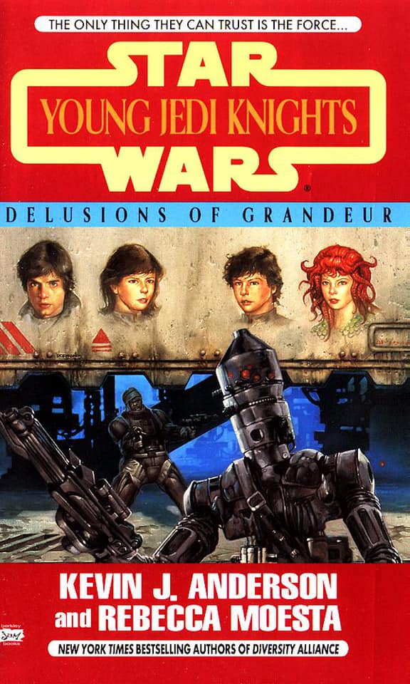 Star Wars Young Jedi Knights: Delusions of Grandeur