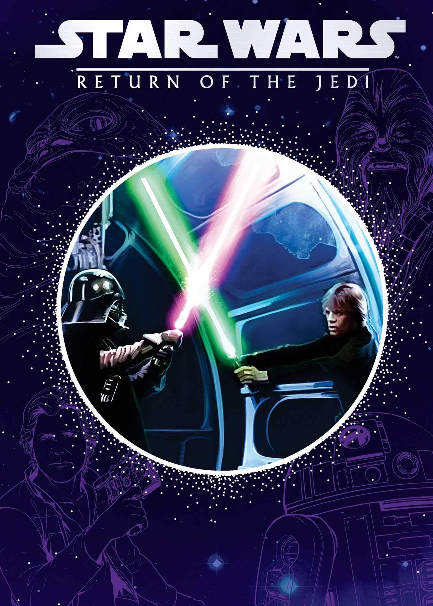 Star Wars: Return of the Jedi (Die-Cut Classic)