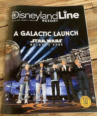Disneyland Resort Line June 8, 2019