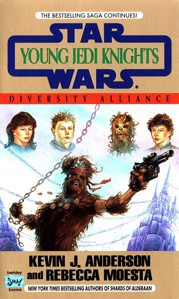 Star Wars Young Jedi Knights: Diversity Alliance
