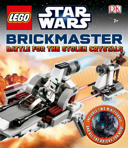 Lego Star Wars: Build Your Own Adventure - Battle for the Stolen Crystal