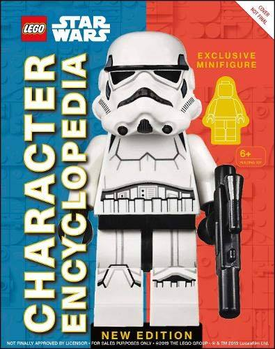 Lego Star Wars Character Encyclopedia: New Edition