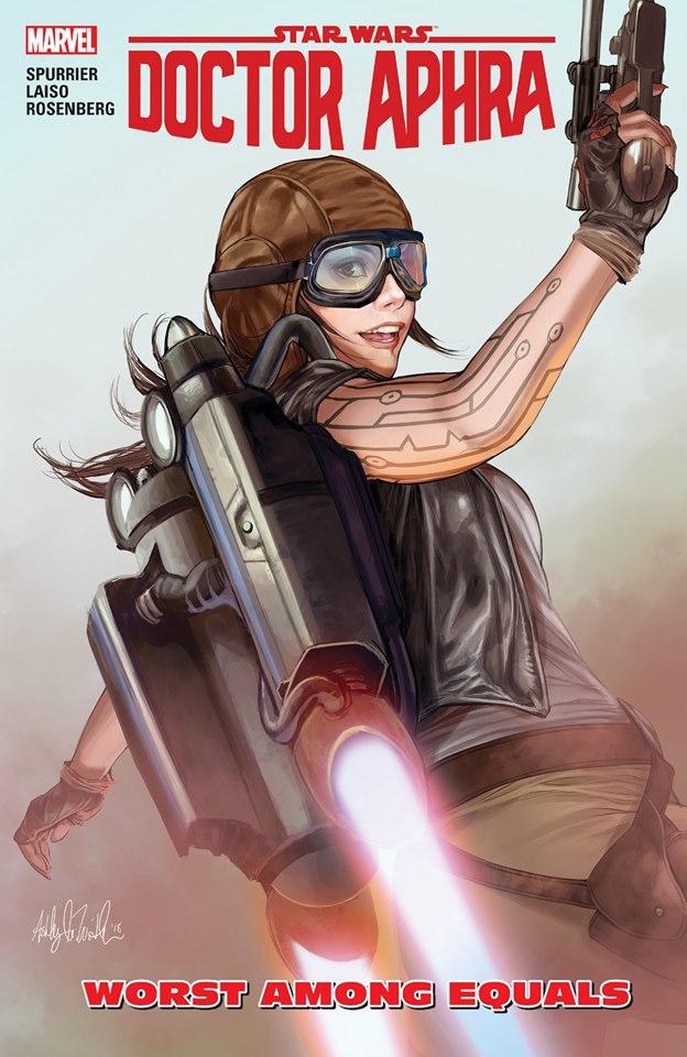 Star Wars Doctor Aphra 5: Worst Among Equals